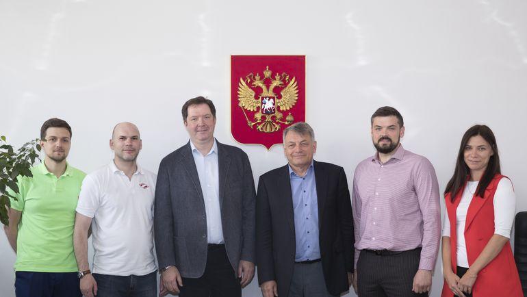 """""""Спартак"""" расширяется. Фото Василий ПОНОМАРЕВ"""