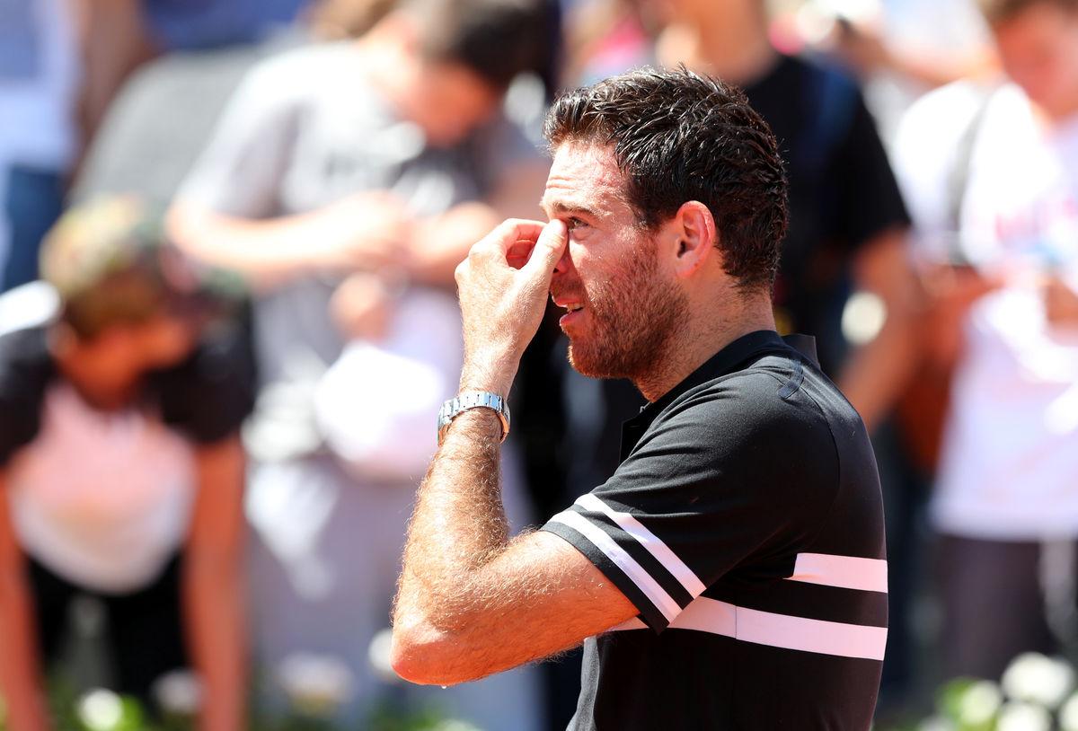 Слезы Дель Потро и прорыв Стивенс. Итоги четверга на Roland Garros