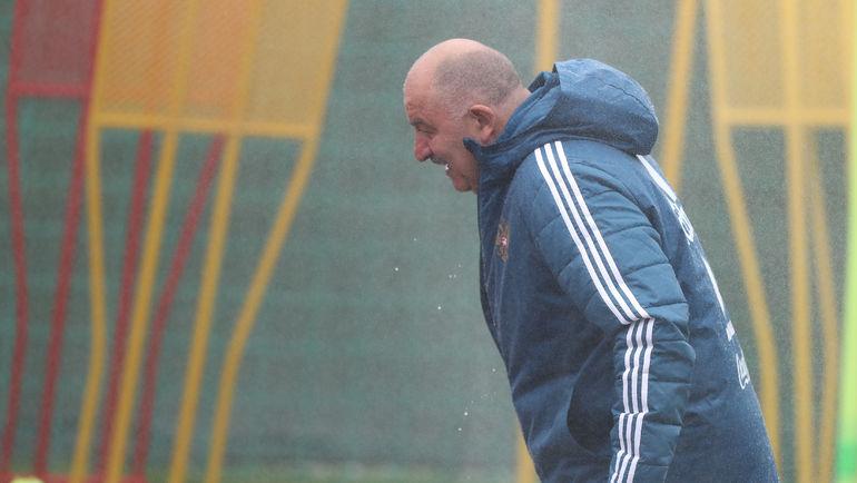Жирков занимается по особой программе натренировке сборной Российской Федерации