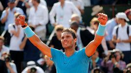 Король и принц. Надаль и Тим вышли в финал Roland Garros