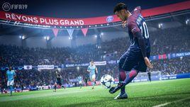 Лига чемпионов появится в FIFA 19. Видео