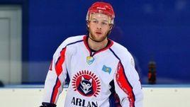 Клуб КХЛ расторг контракт с первым британцем лиги. Спустя две недели