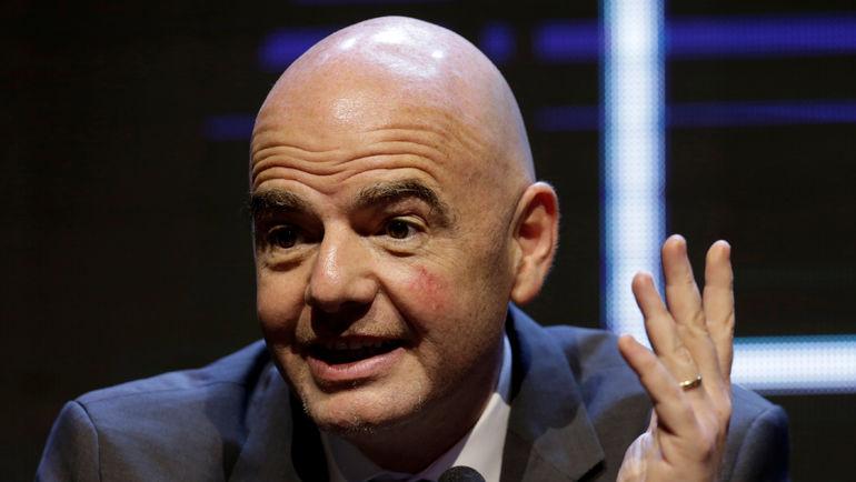 Три страны: FIFA определилась с кое-где  проведенияЧМ
