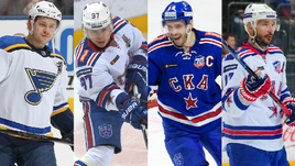 Тарасенко - не в десятке, Ковальчук - 17-й. 50 лучших русских хоккеистов прямо сейчас