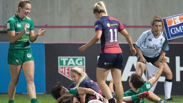 Мужская сборная России покидает турнир, женская делает шаг назад. Фото rugby.ru