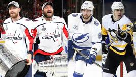 Овечкин – второй, Малкин – четвертый. 10 лучших русских хоккеистов прямо сейчас