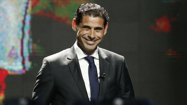 Фернандо ЙЕРРО. Фото AFP