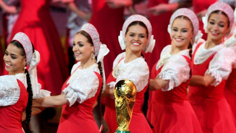 21-й чемпионат мира по футболу пройдет в России. Фото AFP