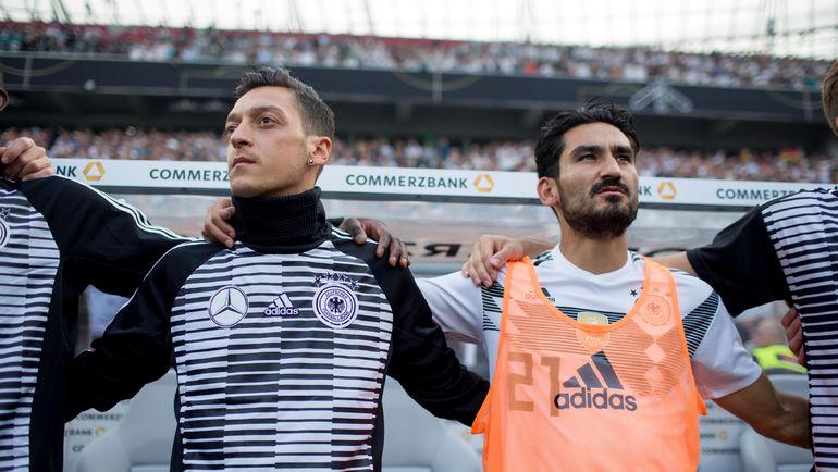 Германия— Мексика: букмекеры определили фаворита матча Чемпионата мира