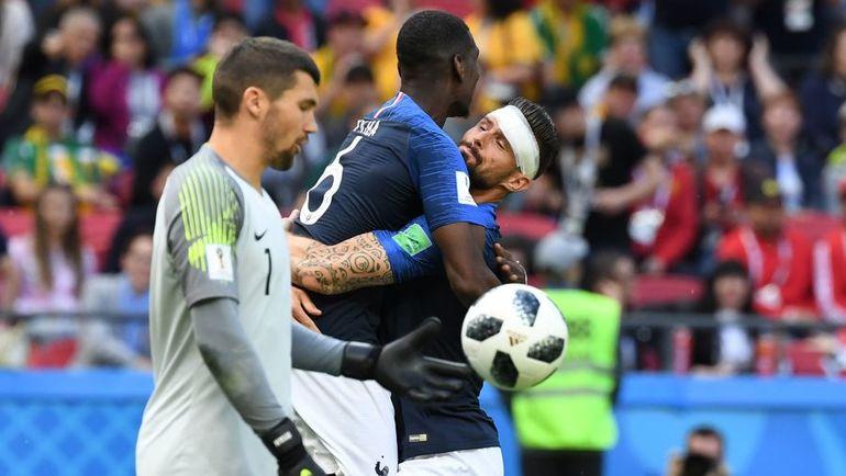 ЧМ-2018: Франция обыграла Австралию, Аргентина и Исландия сыграли вничью, Дания победила Перу, Хорватия выиграла у Нигерии (Видео)