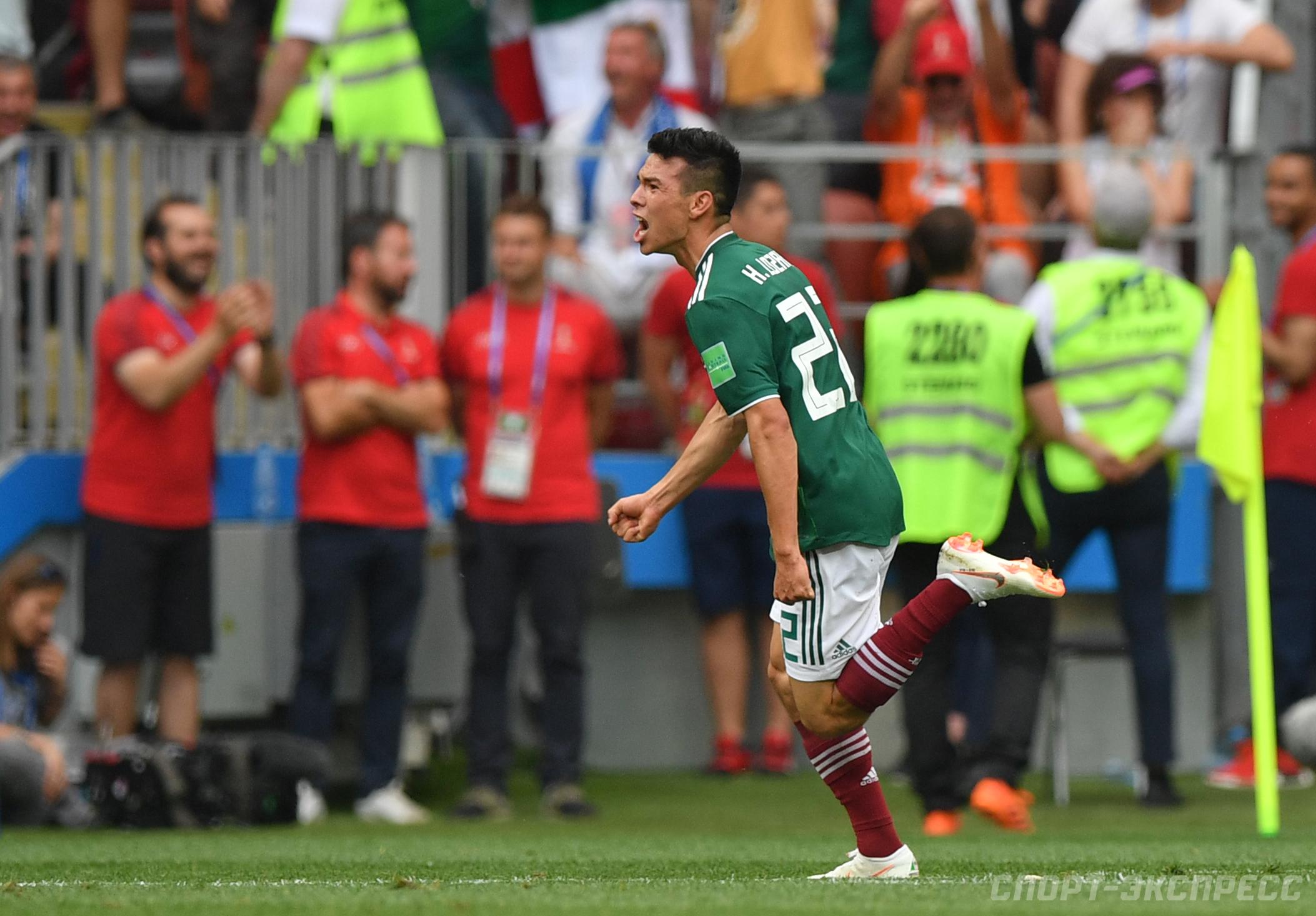 Прогноз на матч Германия - Мексика 17 июня 2018