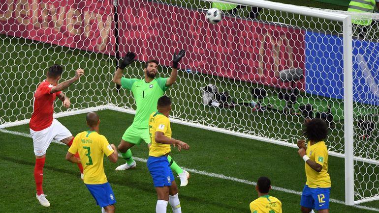 ЧМ-2018: Сербия победила Коста-Рику, Мексика обыграла Германию, Бразилия и Швейцария сыграли вничью (Видео)