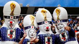 Колумбия - Япония: раннее удаление, пенальти и гол головой