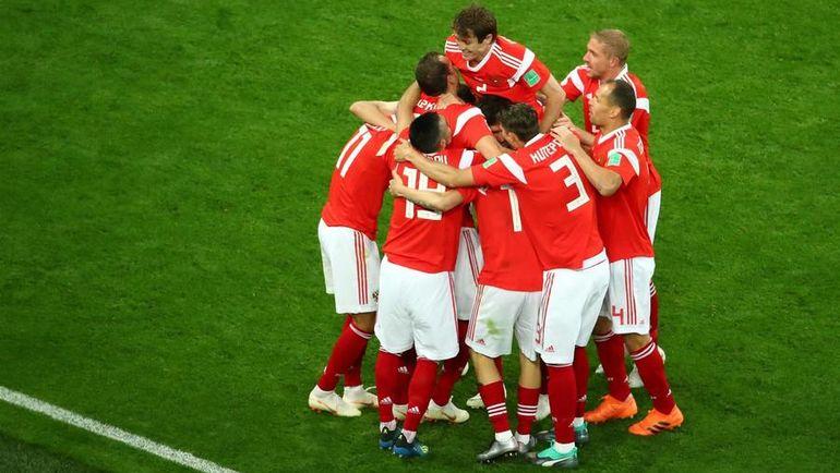 Россия победила Египет на ЧМ-2018 (Видео)