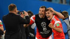 Россия победила Египет. И вот, как это было
