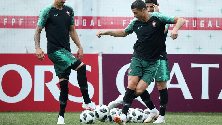 Португалия: Роналду готов тащить команду