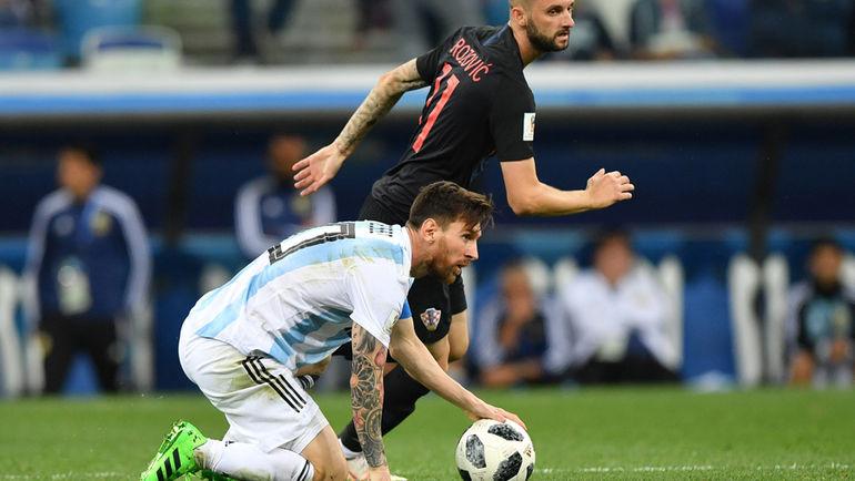 ЧМ-2018: Дания и Австралия сыграли вничью, Франция обыграла Перу, Хорватия разгромила Аргентину (Видео)