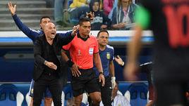Агония Аргентины. Игроки просят Сампаоли уйти до матча с Нигерией?