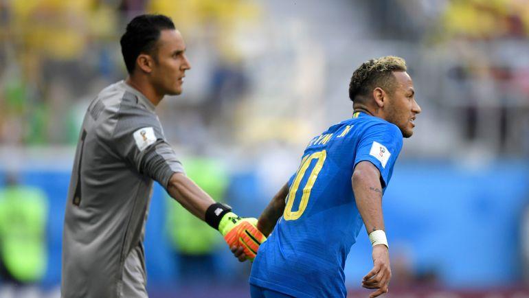 ЧМ-2018: Бразилия победила Коста-Рику, Нигерия обыграла Исландию, Сербия проиграла Швейцарии (Видео)