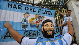 Месси только мешает сборной Аргентины