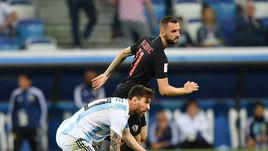 Аргентина - Хорватия - 0:3: обзор матча