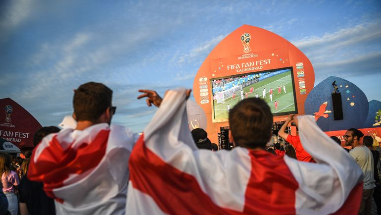 Троим британским фанатам запретили посещать матчи ЧМ-2018 заантисемитские слова