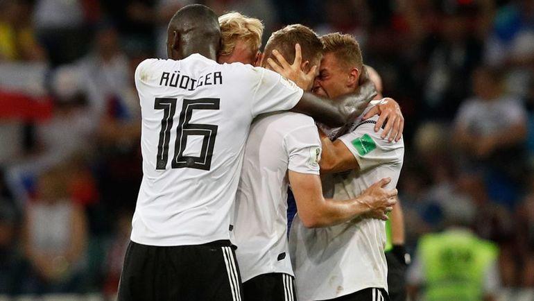 Германия, спасибо, что живая!