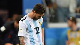 Самый грустный день рождения Месси. В Аргентине снова скандал