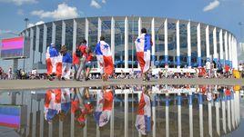 Англия - Панама: разгром и красота в Нижнем Новгороде