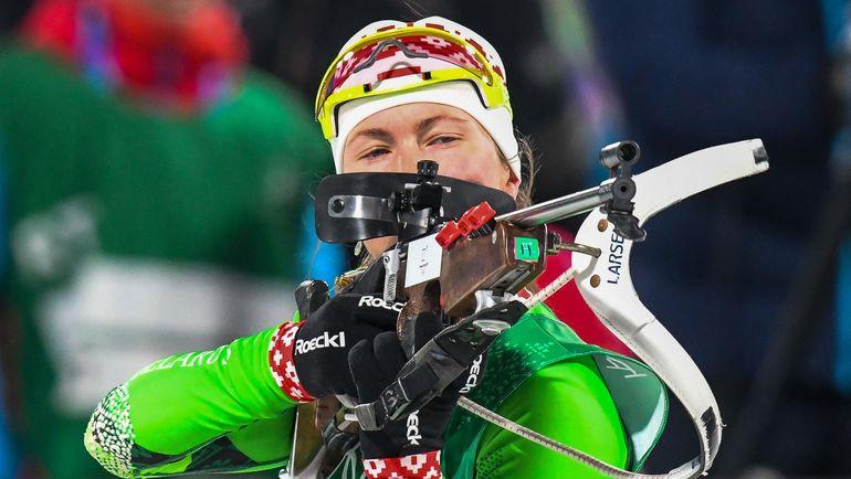 Домрачева поступила правильно как женщина, а не спортсменка