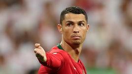 Криштиану Роналду сменил имидж прямо по ходу чемпионата мира