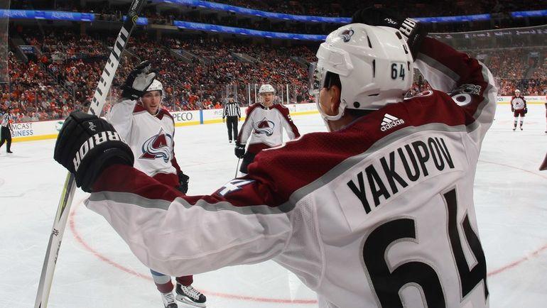 Якупов на распутье. Первый номер драфта-2012 покидает НХЛ?