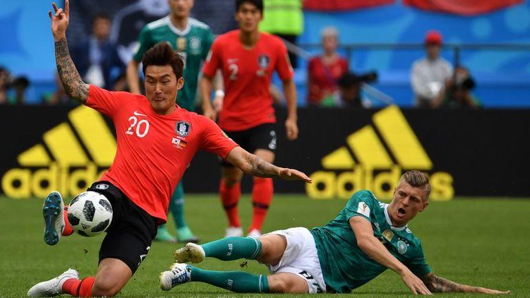 ЧМ-2018: Корея победила Германию, Швеция обыграла Мексику, Бразилия выиграла у Сербии, Швейцария и Коста-Рика сыграли вничью (Видео)