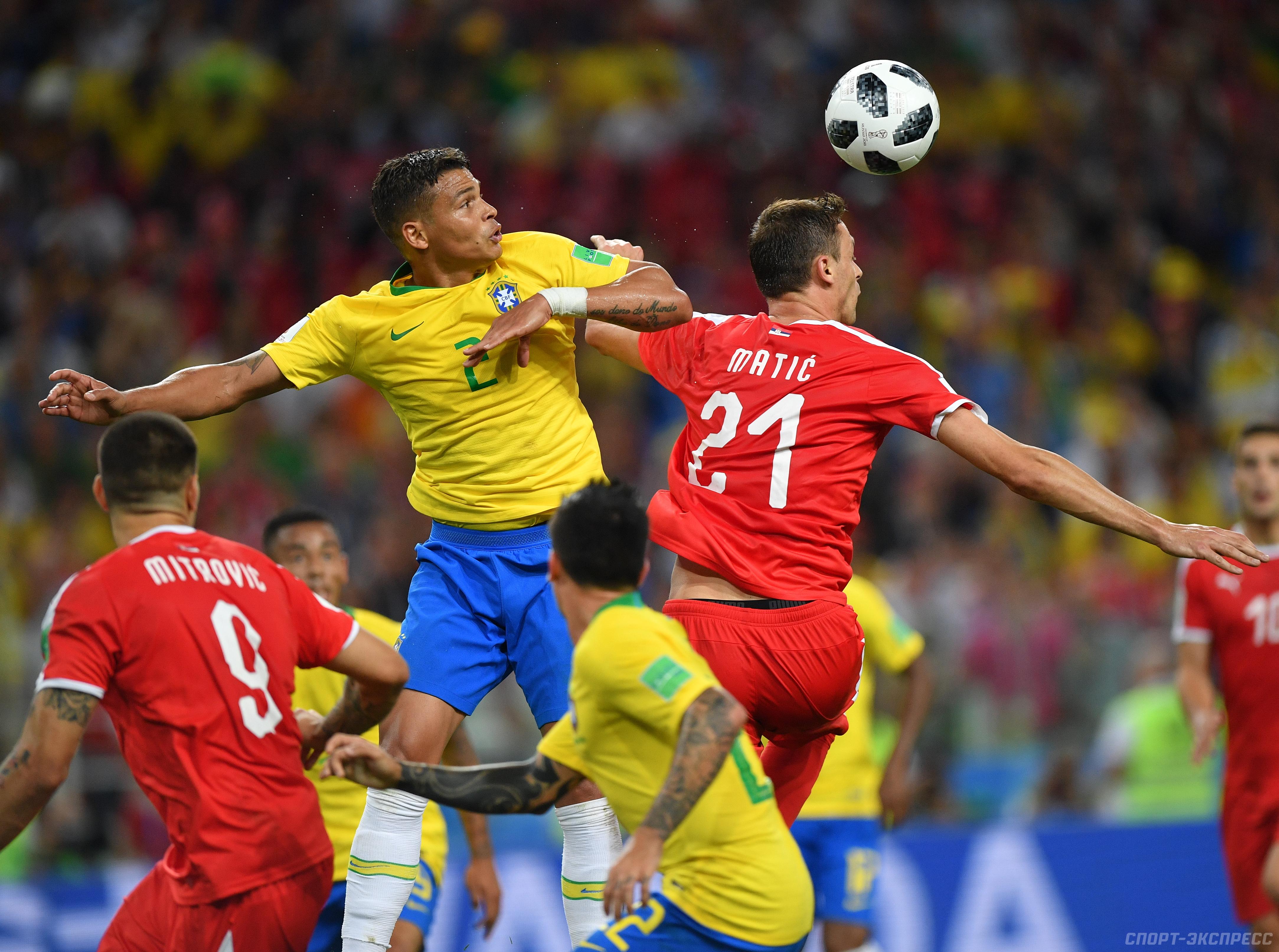 Прогноз на матч Бразилия - Хорватия: виктория останется за бразильцами