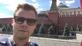 Путин, Ленин, Роналдо и Маттеус. Парк футбола на Красной площади
