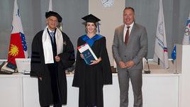 Поздняков вручил дипломы выпускникам РМОУ