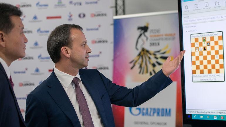 Кирсан Илюмжинов небудет баллотироваться впрезиденты FIDE иподдержит кандидатуру Дворковича