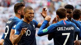 Франция - в четвертьфинале ЧМ!