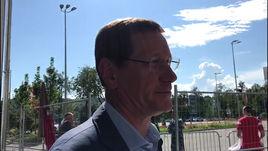 Чего ждет Александр Жуков от матча России с Испанией
