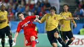 Десять лет назад игра с Россией открыла путь к испанской мечте