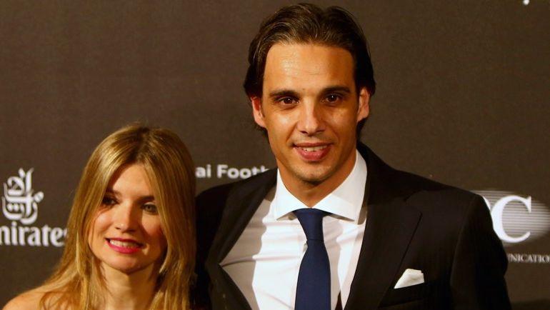 НУНУ ГОМЕШ и его жена Патрисиа. Фото AFP