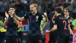 Как играет сборная Хорватии