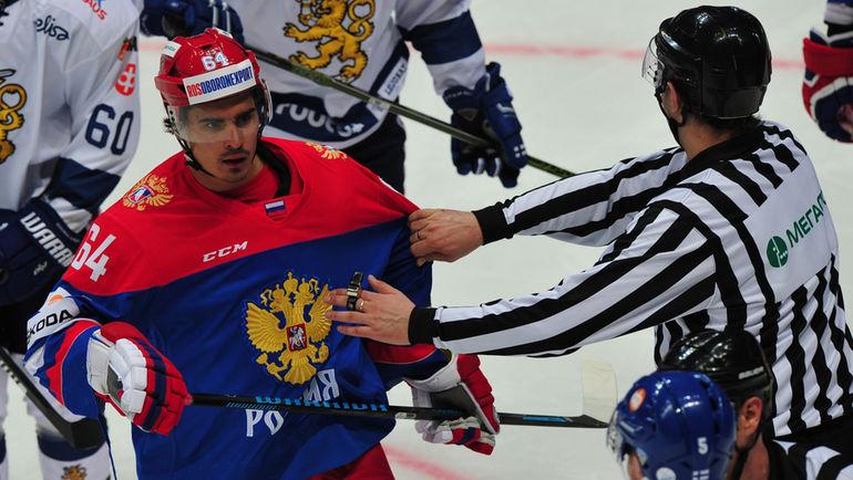 """Наиль ЯКУПОВ (слева) продолжит карьеру в СКА. Фото Александр ФЕДОРОВ, """"СЭ"""""""
