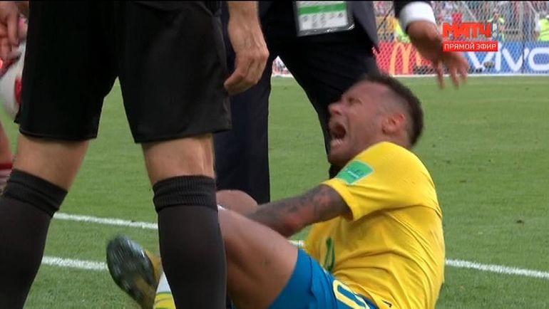 Бразилия - Мексика.