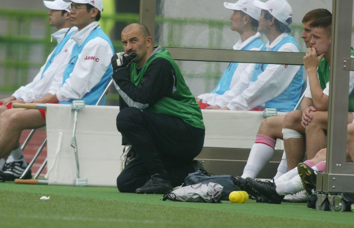 Черчесов: Раньше футболисты всегда сидели с телефонами, и меня это очень раздражало