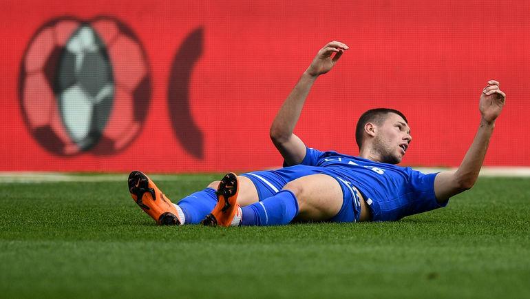 Ташаев покинул «Динамо», в ближайшие дни перейдет в «Спартак»
