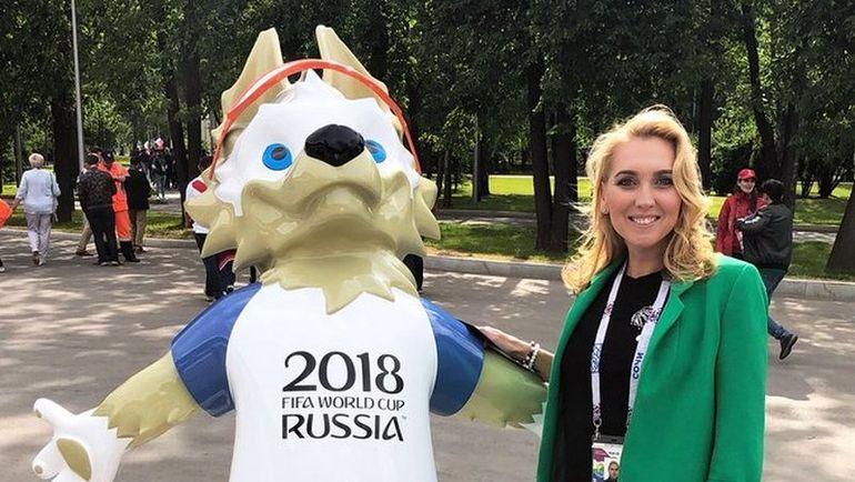 Елена ВЕСНИНА. Фото Твиттер
