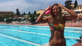 Российская пловчиха Ефимова отдыхает на всю катушку. Эти фото сносят крышу