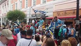 Уругвай распевается