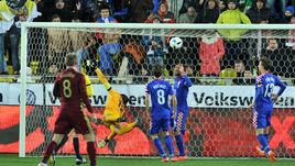 Россия не побеждала Хорватию, зато Акинфеев не пропускал!